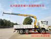 枣庄最新东风国五、四驱随车吊、6.3吨徐工吊机、