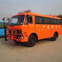 伊春东风国五排放四驱越野客车详情EQ6672ZTV型客车