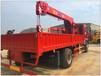 东风柳汽乘龙配程力8吨厂家直销随车吊起重机可分期