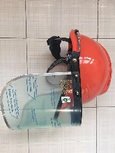 济南品正安防防喷溅面罩防护头罩JNPZ-007图片