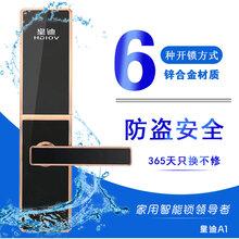 深圳指纹锁代理加盟指纹锁厂家招商加盟电子锁厂家图片