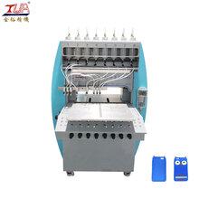 供应深圳8色自动点胶机/自动硅胶点胶设备/PVC点胶设备图片