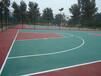 丙烯酸篮球场地施工弹性丙烯酸篮球场地面施工