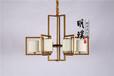 咖啡馆中式吊灯仿古新中式灯具新中式灯饰厂家
