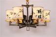 茶楼新中式吊灯典雅中式灯具新中式灯饰定制