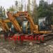 镇江2手小松PC70-8挖土机市场价格上海80挖机包送到家