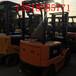 二手1吨电瓶叉车价格杭州1.5吨电动叉车市场价格