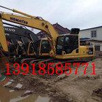 蚌埠二手130小松挖掘机价格上海120挖掘机市场
