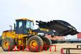 油田夹管子装载机侧卸铲车50装载机夏季降价处理全国送货