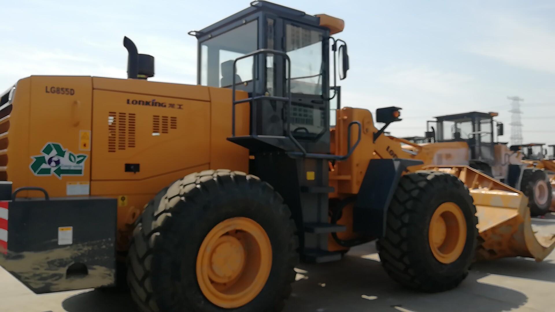 上海徐汇50装载机生产厂家