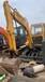 35挖機25挖機挖掘地基旱廁改造