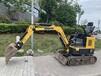 小型25挖機20挖機15挖機中的微型挖機