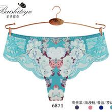 柏诗缇亚——性感蕾丝内裤的不二之选