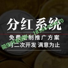 淮南环球金融分红系统平台搭建APP定制开发