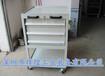 3层加厚汽修工具车带轮子重型维修工具柜