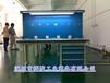 工厂钳工工作台重型修模台车间维修台虎钳实验台
