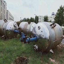 出售二手搪瓷反应釜二手不锈钢反应釜闲置二手反应釜二手搪瓷储罐