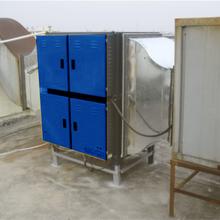 宁波高频红冲油烟处理设备慈溪废气处理设备