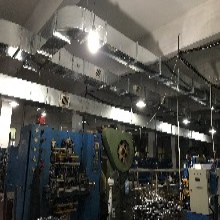 宁波焊接车间烟气处理设备宁波排烟管油烟净化器