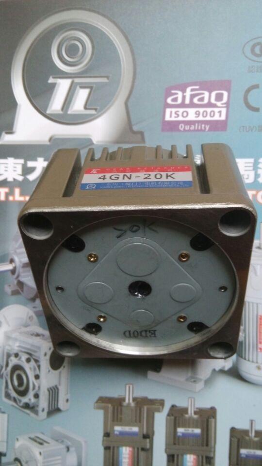 厦门东历斜齿轮减速机5GU-15KB