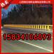 贵州毕节高速公路旋转防撞桶护栏EVA抗冲击旋转式护栏