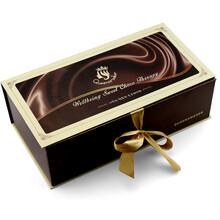 巧克力焕肤不仅可以缓解疲劳,还可以增加荷尔蒙分泌