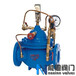 700X多功能水泵控制閥圖紙,水泵控制閥CAD,尺寸