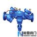 HS41X-16-A带过滤管道倒流防止器图纸,CAD,尺寸