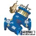 YQ98001过滤活塞式可调减压阀图纸,CAD,尺寸
