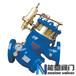 YQ98002过滤活塞式安全泄压阀图纸,CAD,尺寸
