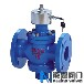 ZL47F自力式流量控制阀图纸,流量控制阀CAD,尺寸