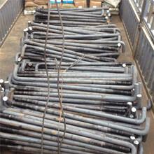熱鍍鋅傘把地腳螺絲預埋件熱鍍鋅地腳絲加工廠熱鍍鋅地腳螺栓廠圖片