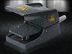 正品西安进口脚踏开关韩国凯昆kacon防水脚踏开关HRF-HD3铝合金防护重型IP65