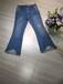 麗莎》品牌牛仔褲,庫存尾貨批發,一手貨源批發,品牌折扣尾貨批發