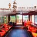 章丘木船厂家出售14米玻璃钢电动游玩船景区水库餐饮船舫