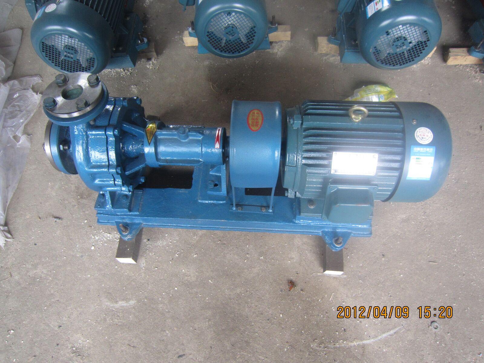 泊头金海耐腐蚀化工泵RY不锈钢热油泵油脂工业泵