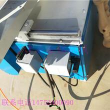 青岛餐桌椅腿白茬楼梯扶手立柱异型砂光机抛光机新型底漆砂光机图片