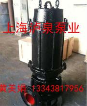 武汉市QW型排污泵的产量与销售图片