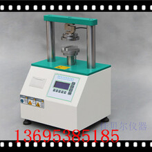 电子纸张环压仪,瓦楞纸环压试验仪图片