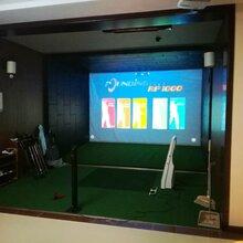 全国安装韩国原版模拟高尔夫高尔夫模拟器室内高尔夫