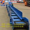 带盖密封刮板输送机输送效率高环保无尘X6