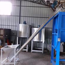移动不锈钢送料机变频调速来厂定做给料机图片
