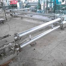 组合倾斜管链加料机转弯管链输送机LJY1图片