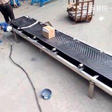 美觀上料機糖果自動輸送生產線Ljxy鋁型材輸送機