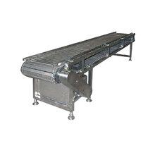 輕型鏈板輸送機專業生產傾斜式鏈板輸送機分類制造廠家圖片