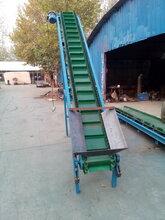 柳州散料用加挡边式皮带机定制建材专用图片