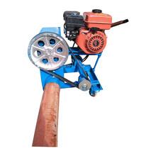 自走式吸糧機螺旋絞龍吸沙機圣興利移動便攜式吸糧機圖片