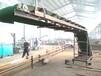 爬坡式鏈板輸送機dtj皮帶機型號經濟型物流輸送設備
