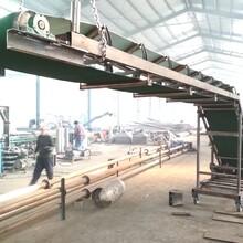 气力输送机设备1米皮带机型号规格运货装车用皮带输送机图片