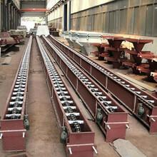 单双链刮板输送机矿用皮带机型号养殖厂饲料输送机图片